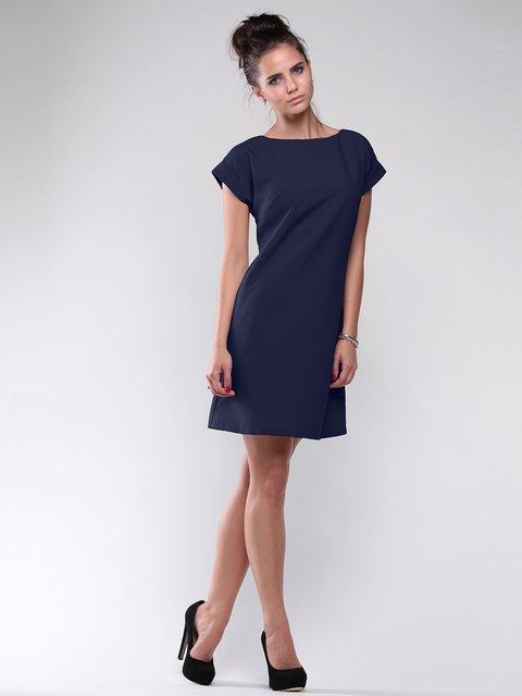 Платье темно-синее Rebecca Tatti 1787439