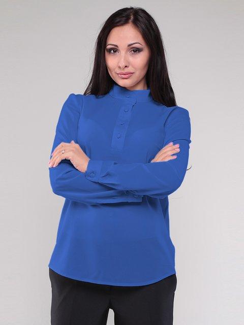 Блуза кольору електрик Laura Bettini 1798973