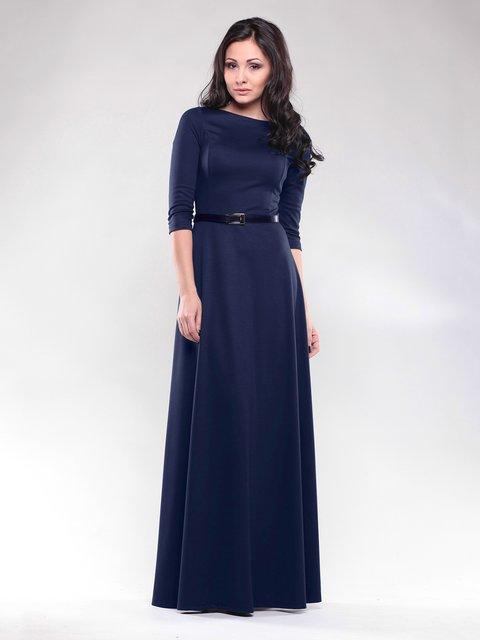 Платье темно-синее Maurini 1801206