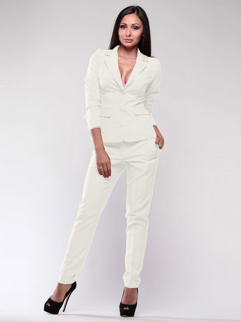 Костюм: жакет и брюки Laura Bettini 1793125