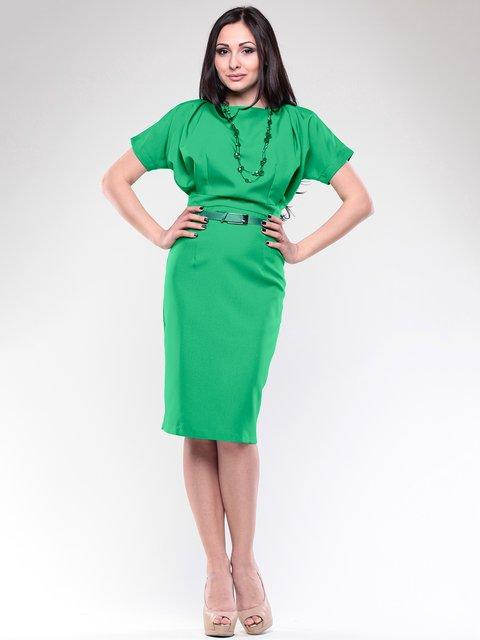Платье зеленое Rebecca Tatti 1813552