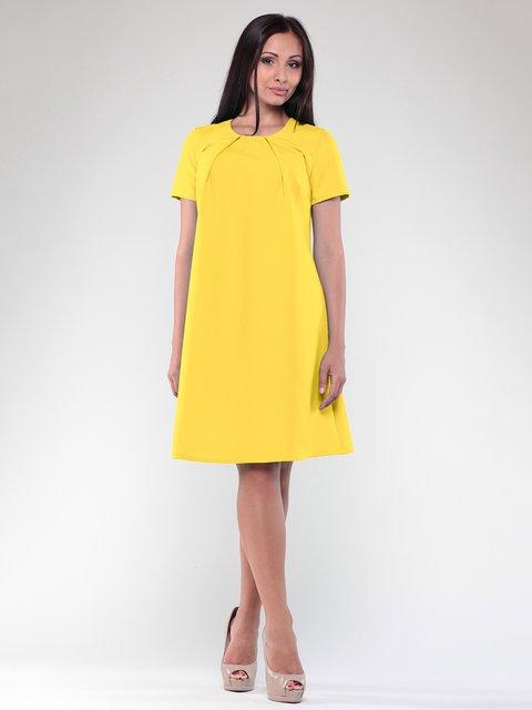 Сукня сонячного кольору Dioni 1822738