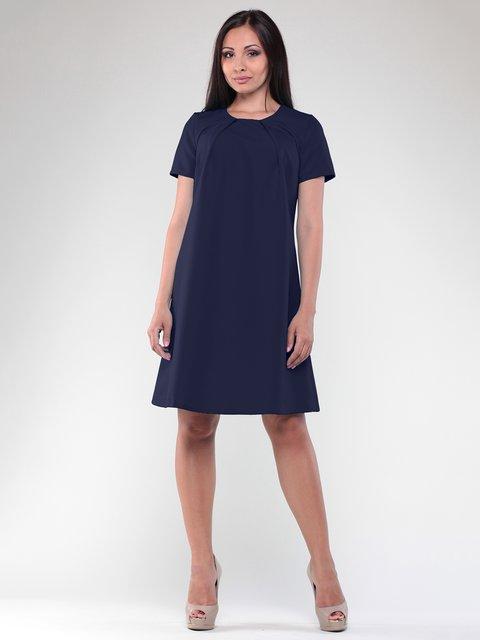 Сукня темно-синя Dioni 1822740