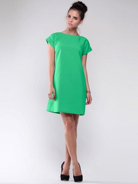 Платье зеленое Rebecca Tatti 1822324