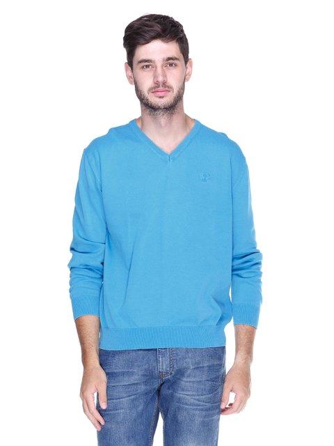 Пуловер блакитний Paul Rosen 1353711