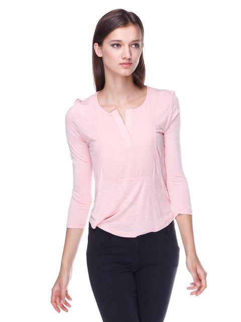 Блуза рожева Armani Jeans 1467188