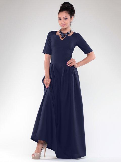 Платье темно-синее Dioni 1832183