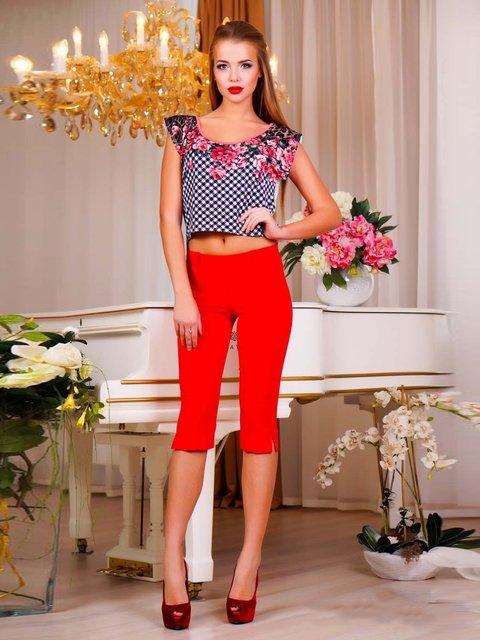 Блуза комбінованого забарвлення Seventeen 1693849