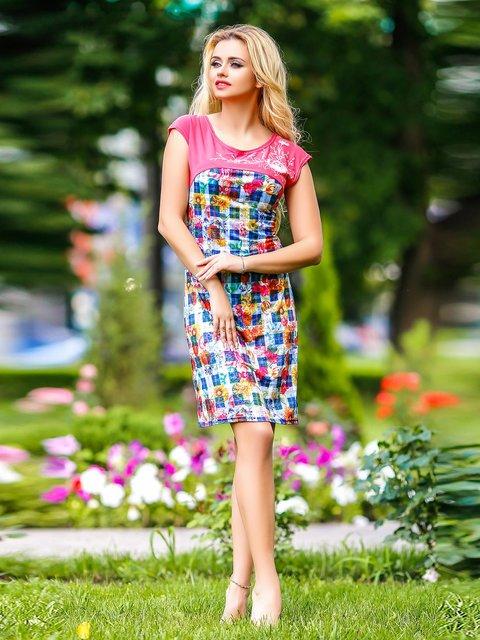 Сукня комбінованого забарвлення Seventeen 1796720
