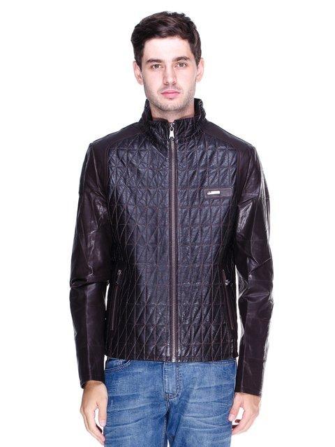 Куртка темно-коричневая Gessada 1833600