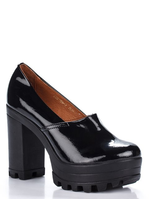 Туфли черные Blizzarini 1844638