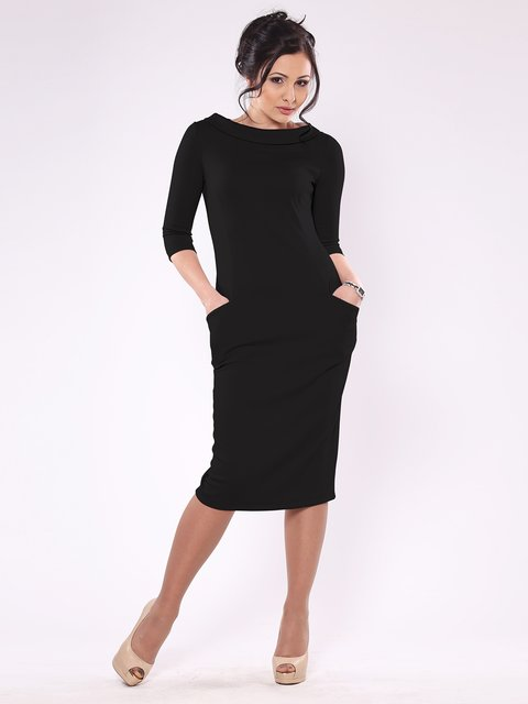 Сукня чорна Laura Bettini 1850865