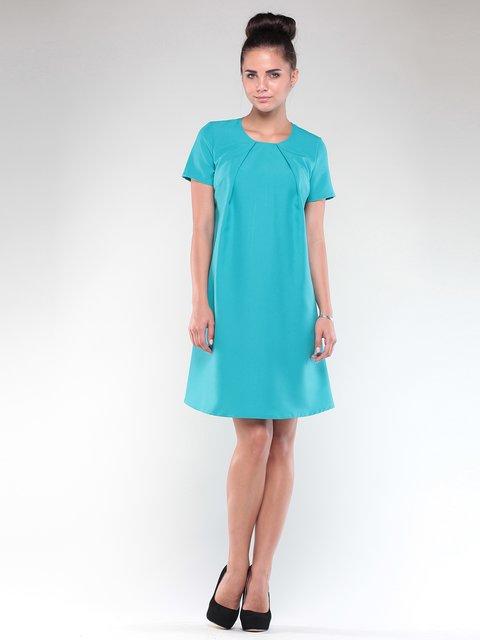 Платье светло-ментолового цвета Dioni 1850876