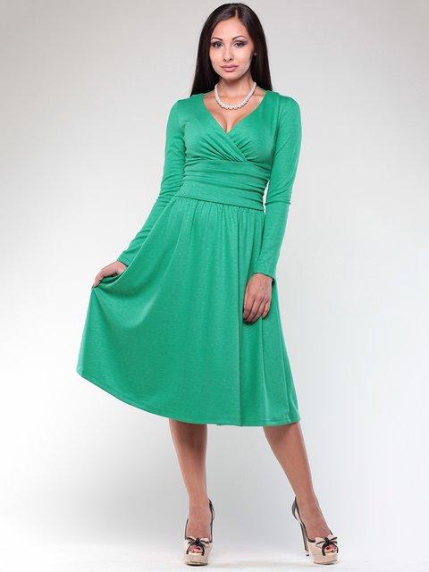 Сукня зелена Dioni 1842212
