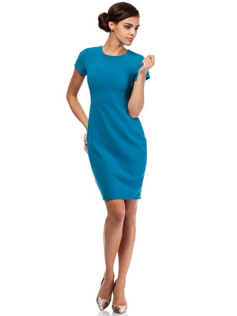 Сукня бірюзова MOE 1869456