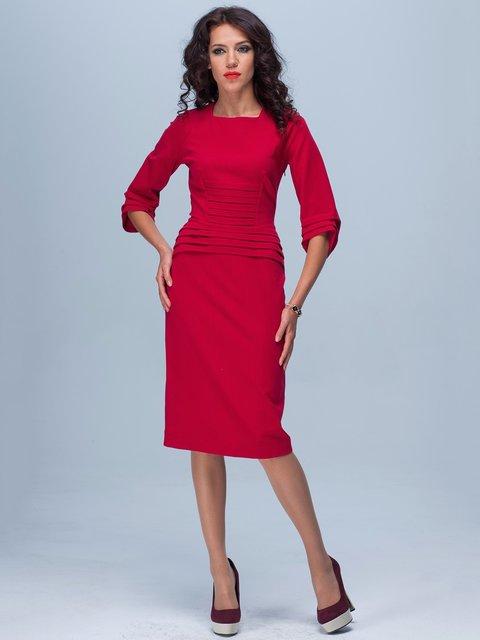 Платье красное Jet 1876238