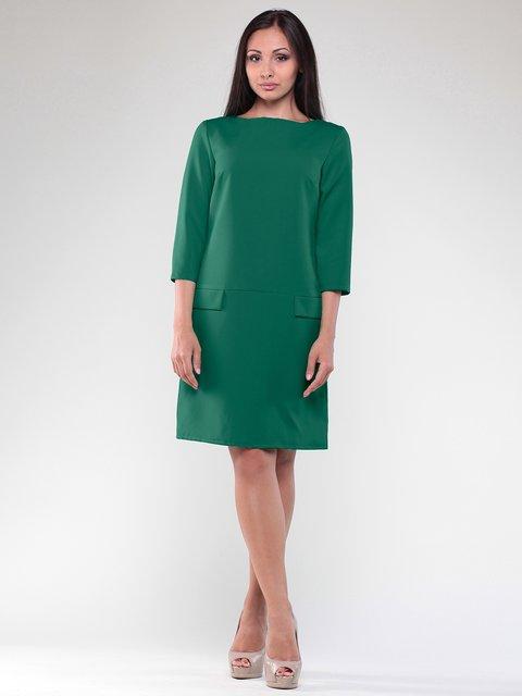 Платье зеленое Maurini 1879287