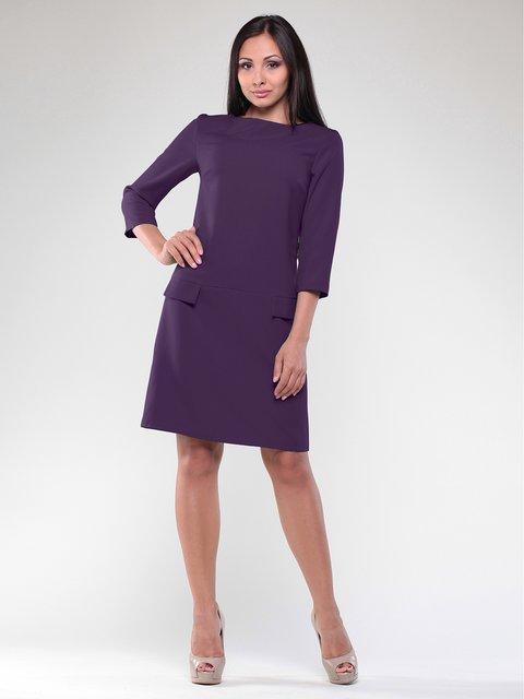 Сукня темно-фіолетова Maurini 1879289