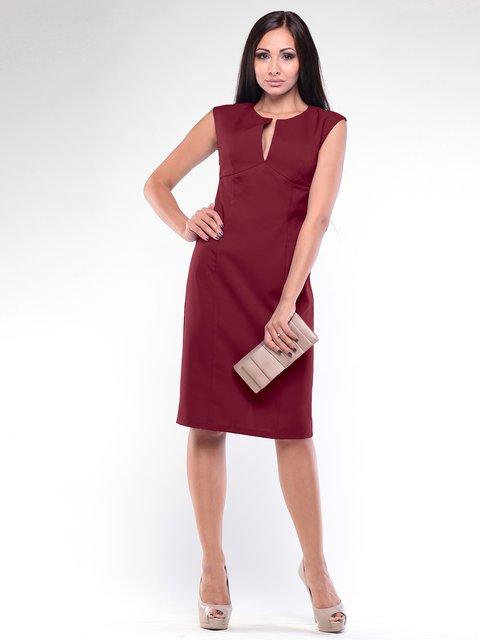 Платье сливового цвета Dioni 1896923
