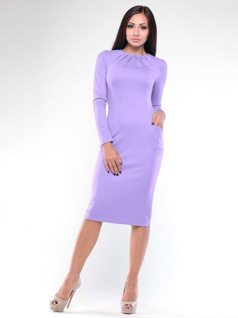 Сукня світло-фіалкового кольору Dioni 1896936