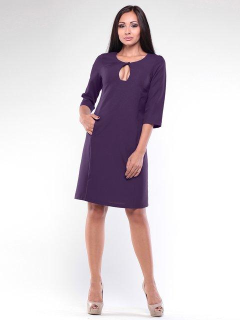 Платье темно-фиолетовое Rebecca Tatti 1896970