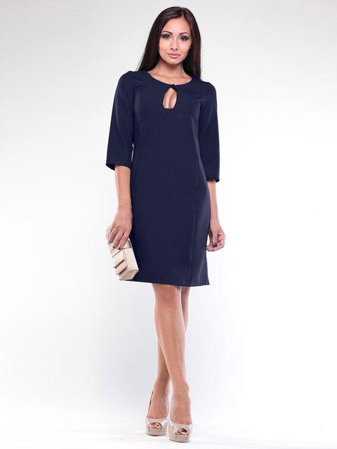 Платье темно-синее Rebecca Tatti 1896972