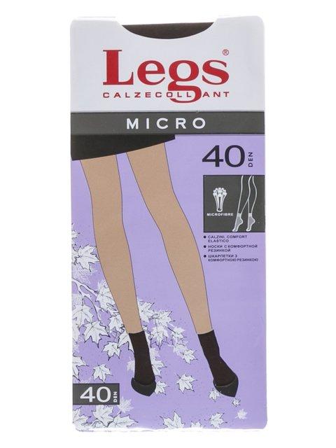 Шкарпетки кольору капучино 40 Den Legs 1895994