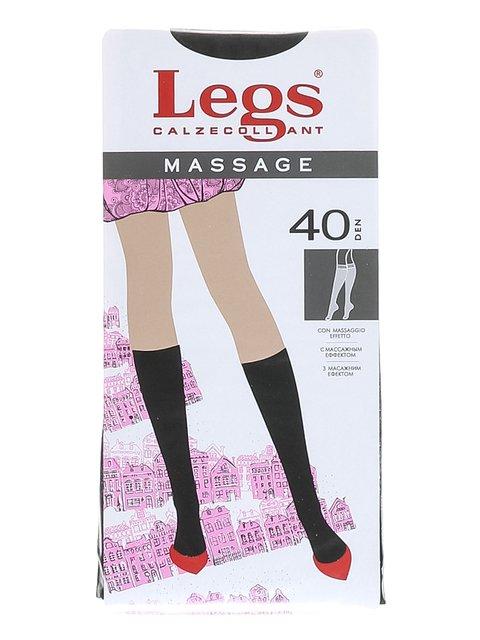 Гольфи чорні 40 Den Legs 1895969
