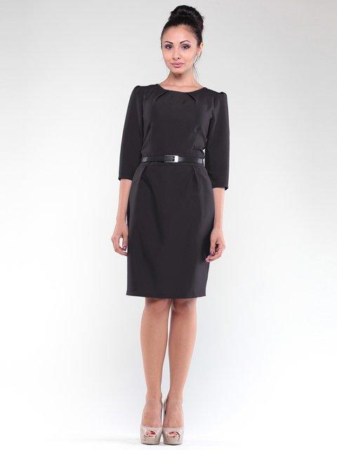Платье черное Dioni 1912480