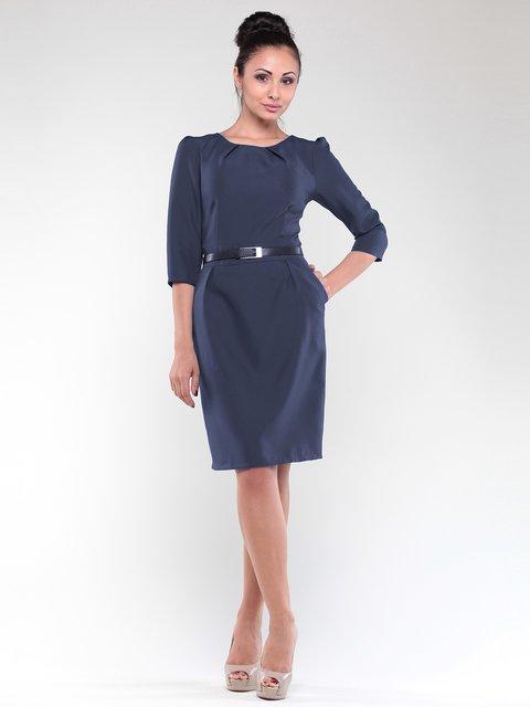 Платье темно-синее Dioni 1912482