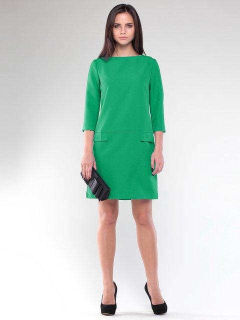 Платье зеленое Maurini 1912518