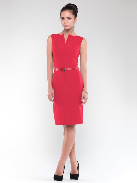 Платье красное Rebecca Tatti 1912537