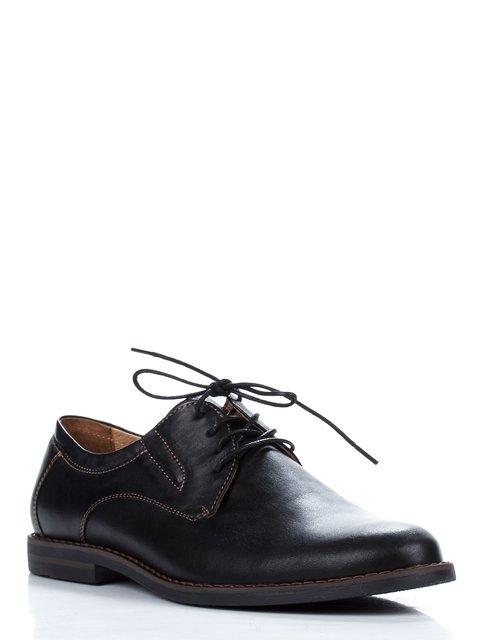 Туфли черные Kadar 1518556