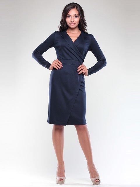 Платье темно-синее Rebecca Tatti 1918700