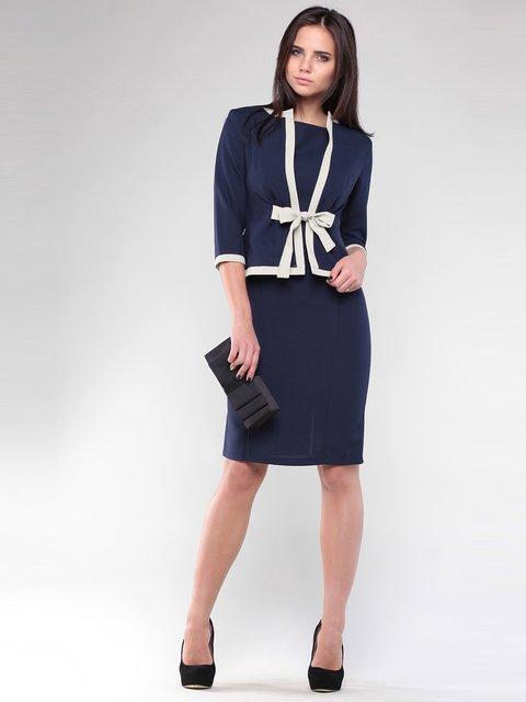 Комплект: платье и жакет Maurini 1917742