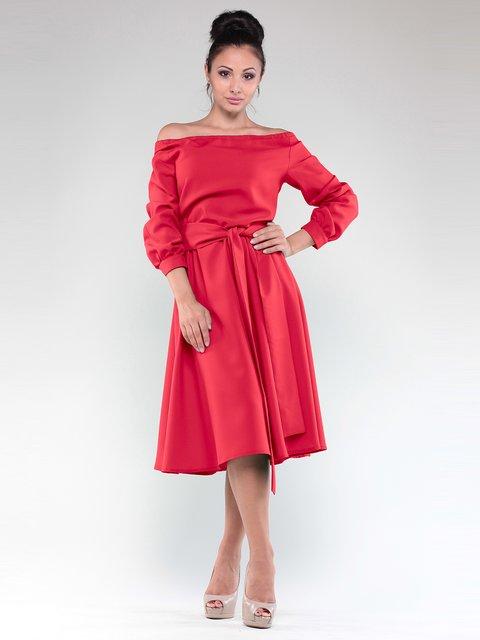 Платье красное Laura Bettini 1918715