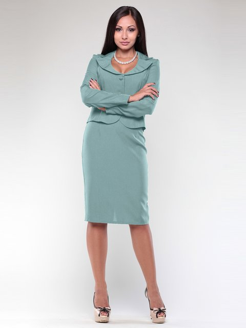 Костюм: юбка и жакет Laura Bettini 1918731