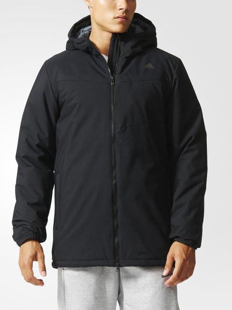 Куртка черная Adidas 1883019