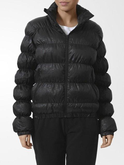 Куртка чорна Adidas 1921886