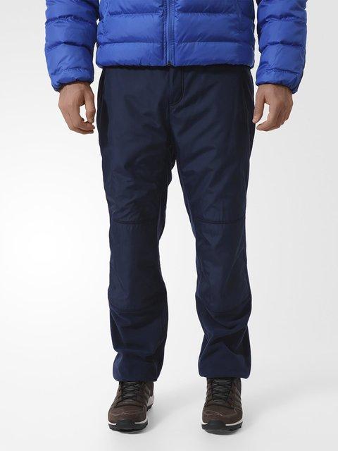 Брюки темно-синие Adidas 1921888