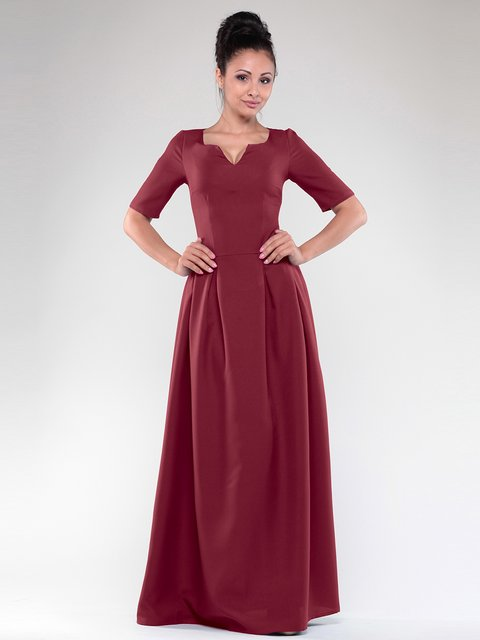 Сукня сливового кольору Dioni 1927021