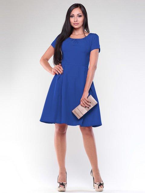 Платье цвета электрик Maurini 1927043
