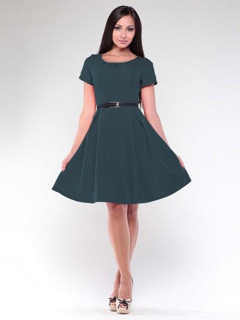 Сукня темно-смарагдова Maurini 1927049