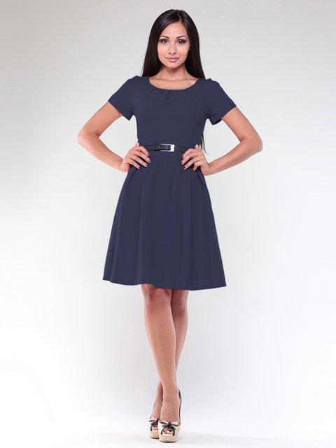 Платье темно-синее Maurini 1927055