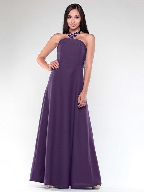 Сукня темно-фіолетова Maurini 1927085