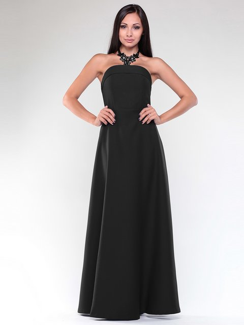 Платье черное Maurini 1927088