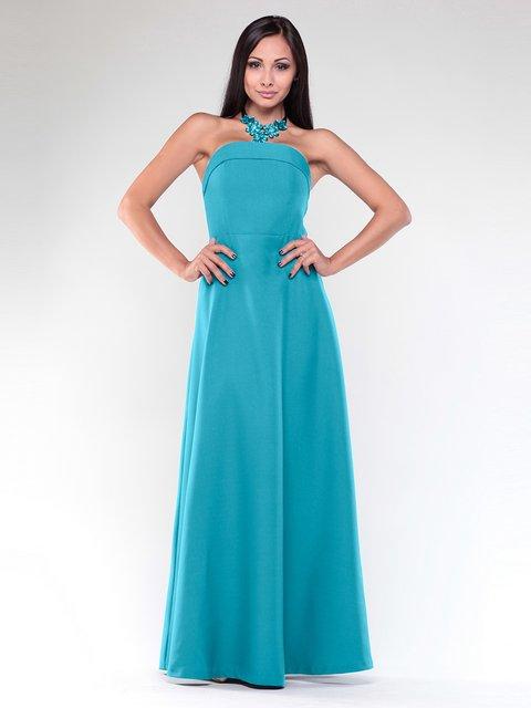 Сукня бірюзова Maurini 1927090