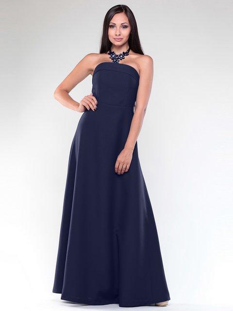 Платье темно-синее Maurini 1927097