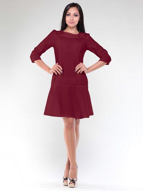 Платье сливового цвета Maurini 1927107