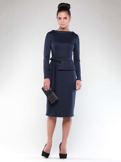 Платье темно-синее Dioni 1927772